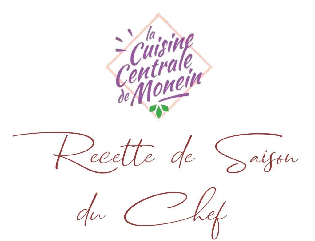 Logo Recette Saison Cuisine Monein
